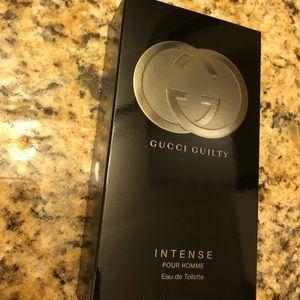 Men's Gucci cologne brand new